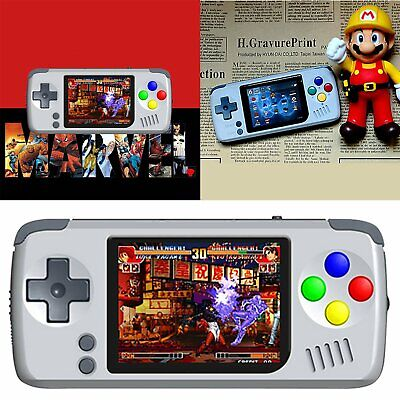 "2.4"" Mini Portable Video Spielkonsole Retro Classic Spiele Handheld Player 16G"