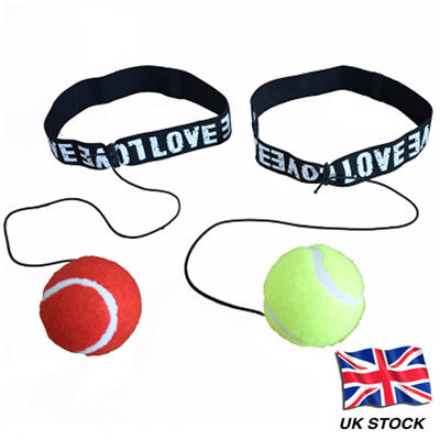 Fight Boxing Ball Equipment With Head Band For Reflex Speed Training Boxing Well