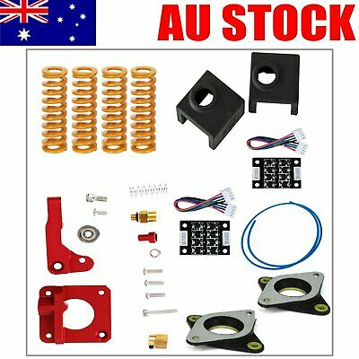 Extruder Upgrade Kit Springs Dampers for 3D Printer Creality Ender 3 Printer #AU