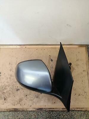 NISSAN PIXO RIGHT OS DOOR WINGMIRROR Manual Grey (Painted) 09-13