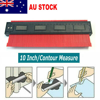 AU New Shape Contour Duplicator Profile Gauge Tiling Laminate Tiles Edge Shaping