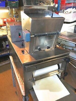 "Mono 12"" bread multi moulder bakery, FULLY REFURBISHED, 3 months warranty"