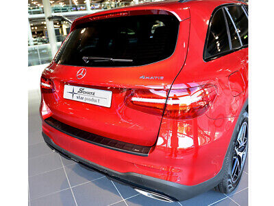 Mercedes GLC SUV Carbon Look Bumper Protector AMG Line Styled models