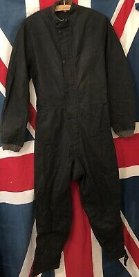 Barbour Vintage Motorcycle Over Suit Rare 1930-1950