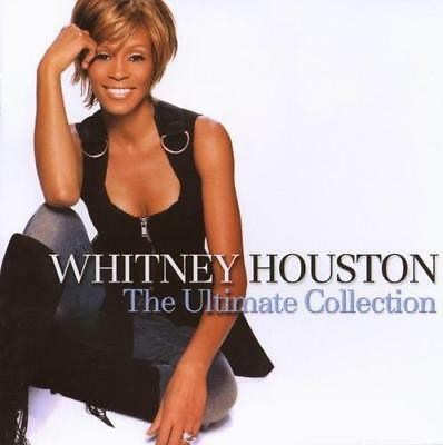 CD Whitney Houston: The Ultimate Collectionm (ARISTA 2007) 18 Greatest Hits BEST
