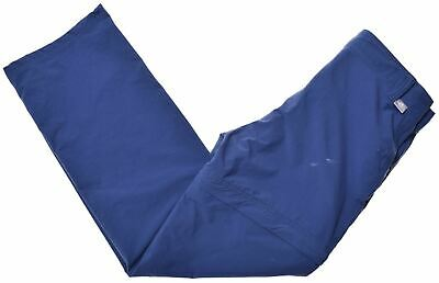THE NORTH FACE Girls Trousers 9-10 Years Medium Blue Nylon  KW07