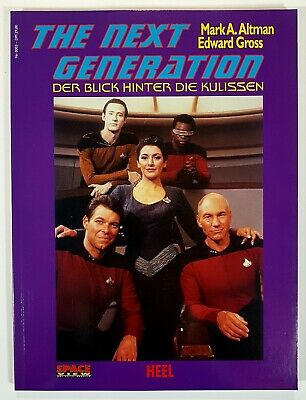 Heel STAR TREK - THE NEXT GENERATION Blick hinter die Kulissen dt. ALTMANN/GROSS