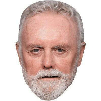 Roger Taylor Official Queen 2D Card Party Face Mask Fancy Dress Up Rock Band