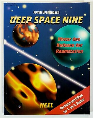 Heel STAR TREK DEEP SPACE NINE Hinter den Kulissen dt. Episodeguide Breitenbach