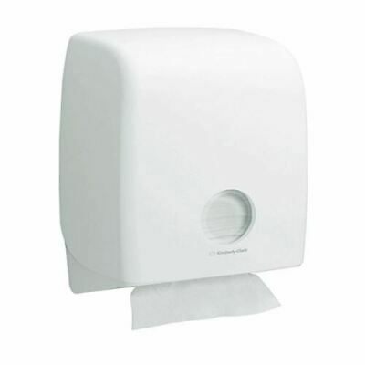 Aquarius Folded Hand Towel Dispenser - White 6945