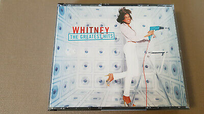 Whitney Houston The Greatest Hits 2 CD