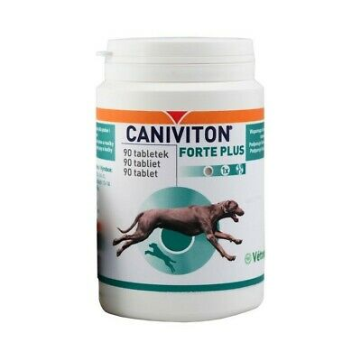 Caniviton Forte Plus 90 Tabletten ORIGINAL *TOP PREIS*