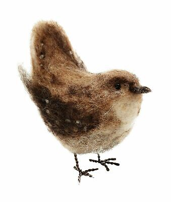 Needle Felting Kit, Jenny Wren by The Crafty Kit Company