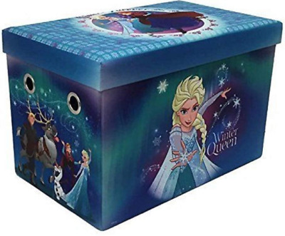 Disney Frozen Foldable Storage Bench
