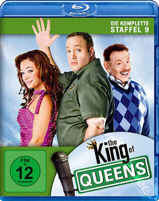 The King of Queens (Complete Season 9) NEW Blu-Ray 2-Disc Set K. James L. Remini