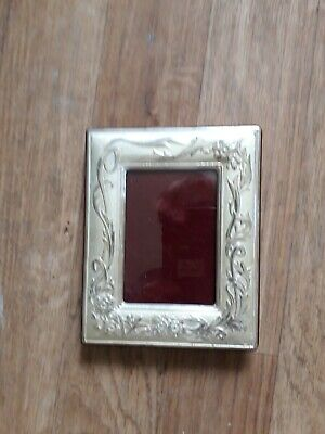 Art Deco Silver Picture Frame