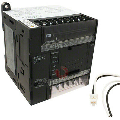 Used & Tested OMRON CP1L-L14DR-A Programmable Controller