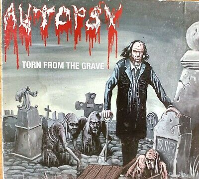 Autopsy - Torn from the Grave 2001 Peaceville - Tampa Doom/Death/Thrash Metal