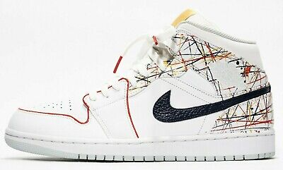 Nike Air Jordan 1 Custom 'Olympics' Edition sizes 7-13 avail. 100% authentic