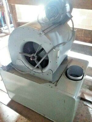 Commercial Modine Heater, Models PA, BA Gas-Fired Unit Heater
