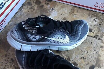 new arrival 87f03 af7b9 Nike Free Flyknit 5.0 Running Shoes Women Size 8.5