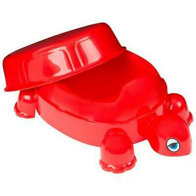Roger Armstrong Timmy Tortoise Potty Stool (Red) Free Shipping!