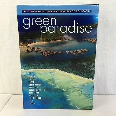 Green Paradise: The Most Beautiful Natural Places on Earth (6-DVD SET)