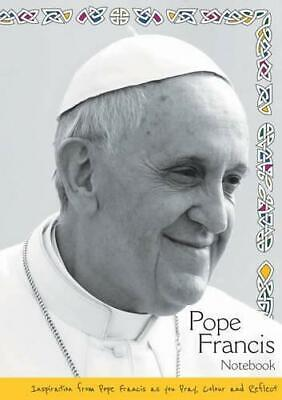 Pope Francis Notebook, Publications Redemptorist, Good Condition Book, ISBN 0852