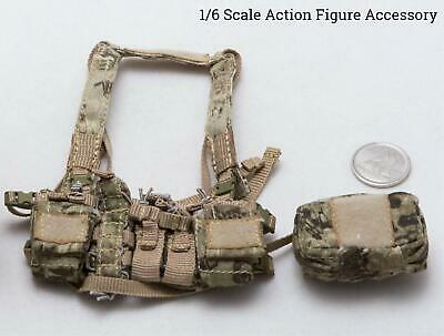 "1//6 Scale Soldier SS094 U.S Marine Corps MSOT Vest Model F 12/"" Figure Action"