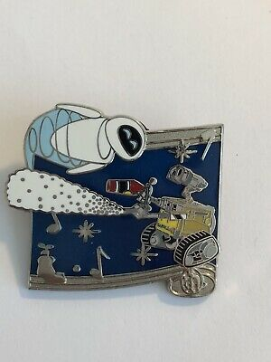 Date Night At Disneyland Park Mystery Collection Eve Wall-e Disney Pin LE B6