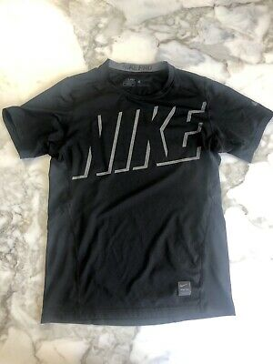 Nike Boys Dri Fit Hypercool Fitted Shirt Save 40/%! Soccer Football Basketball