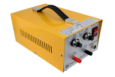 110V Pulse Sparkle Spot Welder 200W Jewelry Gold Silver Platinum Welding Machine
