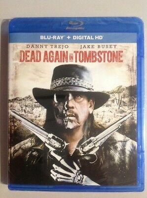 Dead Again In TombStone Movie ( Blu-Ray ). New. Read Details.