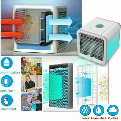 2019 Arctic Air Cool Air Conditioner Air Cooler Humidifier Fan USB GIFT PORTABLE