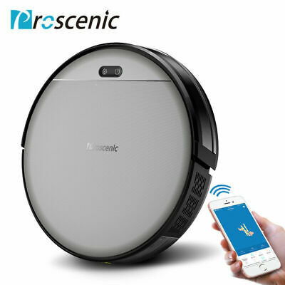 Proscenic 800T WIFI Robotic Vacuum Cleaner 2 in1 Carpet Floor Mopping Navigation