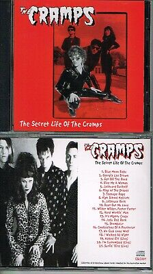 The Cramps - The Secret Life Of The Cramps (Cslc001) Rare B Sides/Unreleased Cd