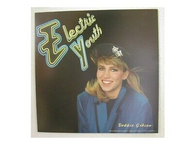 2 Debbie Gibson Poster Flat