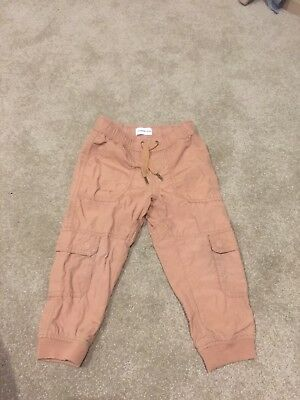 Toddler Boy Country Road Brown  Pants, Size 3