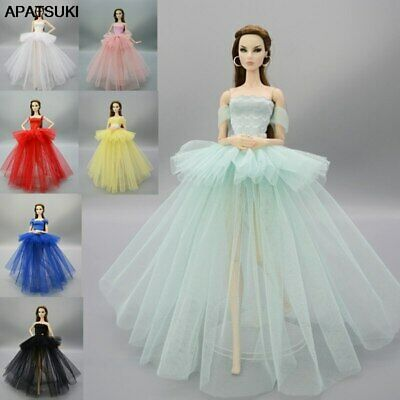 Fashion Costume Clothes For 11.5in. Doll Dress Party Dresses Outfits 1/6 Doll