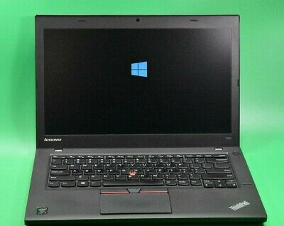 IBM LENOVO THINKPAD T450 Laptop - windows 10 pro very nice
