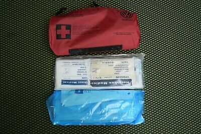 Original VW Verbandtasche 5K0860282A Verbandskasten first aid bag 2020-01