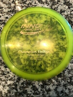 Innova Champion Valkyrie 160G Disc Golf Distance Driver