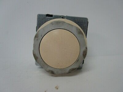GENERAL ELECTRIC WE01X10075 NEW CLOTHES DRYER KNOB ALMOND