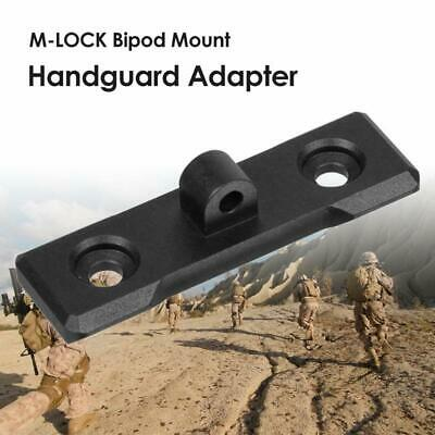 Metal New Hunting rifle bipod Tactical MLOK Bipod Mounts for Handguard Adapter