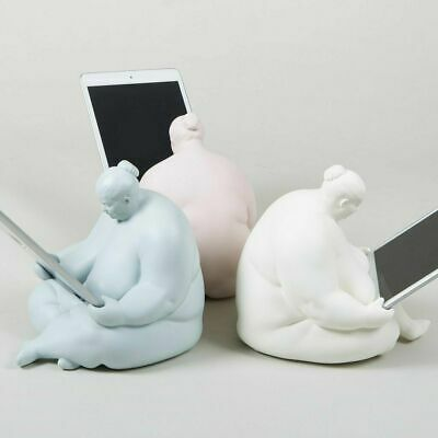 Mini Venus - iPad Mini Docking Station - White / Pink / Blue