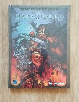 Udon Entertainment The Art of Darksiders I  II & III Sealed NM/M HC 2019