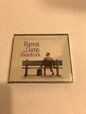 Forrest Gump [Remaster] by Original Soundtrack (CD, 1994, 2 Discs) L N