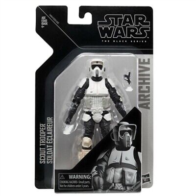 Star Wars Black Series Archive NEW * Scout Trooper * Stormtrooper Figure 6-Inch