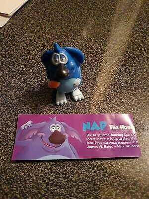 """Yowies 2018 Super Series 3 Yowie Man """"Nap the Yowie"""" RARE Free postage"""