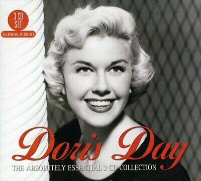 Doris Day - Absolutely Essential (CD Used Very Good)